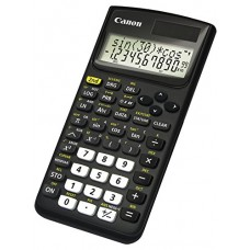 Canon F-730SX Scientific Calculator with Protective Hard Case