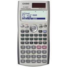 CASIO FC-200V FINANCIAL CALCULATOR (FC-200V) -