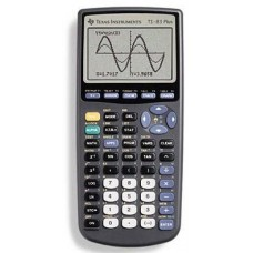 The Great Calculator, Graphing - TI-83PLUS