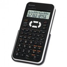 - EL-531XBWH Scientific Calculator, 12-Digit LCD