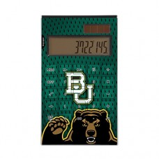 Baylor Bears Desktop Calculator NCAA