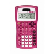 2-Line Scientific Calculator, Pink by Texas Instruments