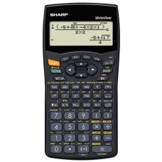 Sharp EL-W535B WriteView Scientific Calculator