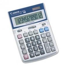 * HS1200TS Minidesk Calculator, 12-Digit LCD