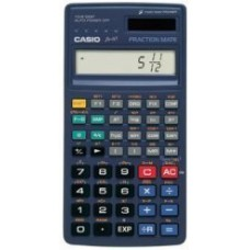 Casio FX-65 Solar Fraction Calculator - FX-65