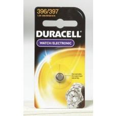 Duracell Silver Oxide Watch/ Calculator Battery (D396/397PK)