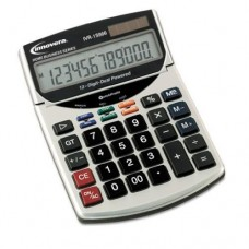 Innovera 15966 Compact Desktop Calculator 12 Digit LCD