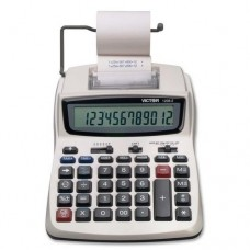 "Victor Technologies 12-Digit Calculator, 2-Color Printing, 6""X8-1/4""X1-1/2"",We *** Product Description: Victor Technologies 12-Digit Calculator, 2-Color Printing, 6""X8-1/4""X1-1/2"",Wecompact Two-Color Printing Calculator Features An Extra-Large, 1 ***"