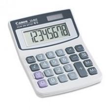 - LS82Z Minidesk Calculator, 8-Digit LCD