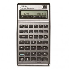 HEWLETT-PACKARD 17bii+ Financial Calculator 22-Digit LCD More Than 250 Built-In Functions