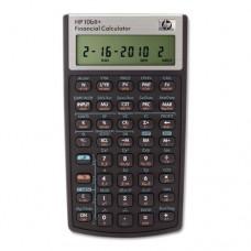 HP - 10bII+ Financial Calculator, 12-Digit LCD 2716570 (DMi EA