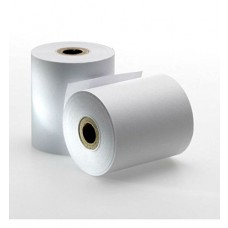 Adorable Supply B300150 Calculator White Bond Paper Rolls 3 in. wide x 150 ft.