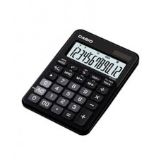 Casio MS-20NC-BK Basic Calculator LARGE DISPLAY Tax Calculations