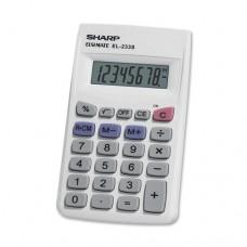 Sharp EL233SB Standard Function Calculator
