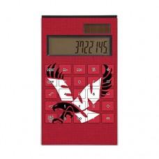 Keyscaper EWU Eastern Washington Eagles Solid Desktop Calculator for