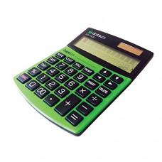 Datexx 2-Line TrackBack Business Slim Desktop Calculator, DD-7422
