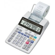 Sharp Calculator 12 Digit Lcd Display