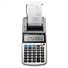 - P1-DHV One-Color Printing Calculator, Purple Print, 2 Lines/Sec