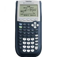 TI-84 Plus Graphing Calculator, 10-Digit LCD Graph Algebra Scientific Graphic TI84 TI 84 Virtual Caculator Graphic Pocket PC
