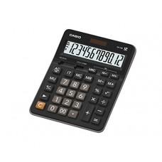 Casio GX12B-BK Large Display 12 Digit Basic Desk Calculator