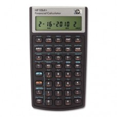 HEWLETT PACKARD 2716570 10bII+ Financial Calculator, 12-Digit LCD