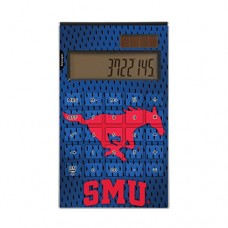 Southern Methodist Mustangs Desktop Calculator NCAA