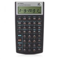 HP Calculators - NW239AA#ABA - HP 10bII+ Financial Calculator