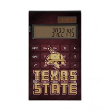 Texas State Bobcats Desktop Calculator NCAA