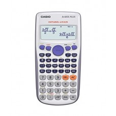 Casio Fx-82es Fx82es Plus Bk Display Scientific Calculations Calculator with 252 Functions