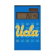 Keyscaper UCLA Bruins Solid Desktop Calculator for