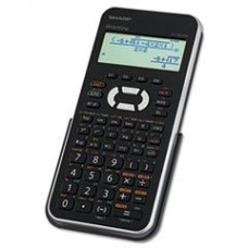 - EL-W535XBSL Scientific Calculator, 16-Digit LCD
