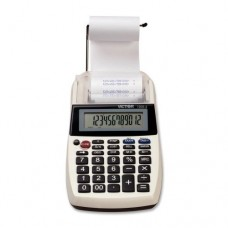 "Victor Technologies 12-Digit Printing Calculator, Portable, 4""X8""X2"" *** Product Description: Victor Technologies 12-Digit Printing Calculator, Portable, 4""X8""X2""Portable Printing Calculator Features A 12-Digit Lcd Screen And Prints 2.0 Lines Per ***"