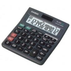 Casio MJ-100T-W Electronic Calculator BIG DISPLAY Solar Tax Calculator