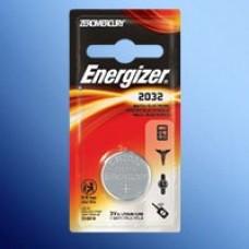 1101748 PT# ECR2032BP Battery Lithium 3VFOR Calculator 6/Pk Made by Eveready-Energizer