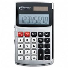 INNOVERA 15922 Handheld Calculator, 12-Digit LCD