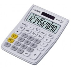 Casio Inc. MS-10VC-WE Standard Function Calculator