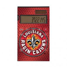 Louisiana Lafayette Ragin' Cajuns Desktop Calculator NCAA