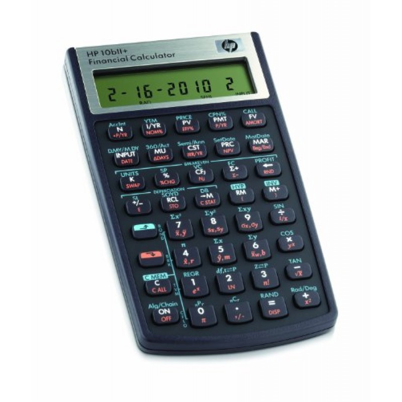 how to use sharp el-735 financial calculator