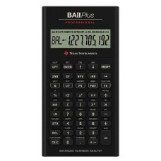 BA II Plus Professional Financial Calculator