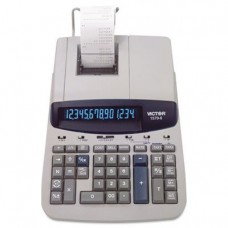 1570-6 Two-Color Ribbon Printing Calculator, Black/Red Print, 5.2 Lines/Sec, Sold as 2 Each