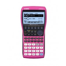 Casio fx-9860GII Graphing Calculator, Pink