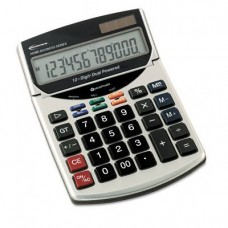 Innovera : 15966 Compact Desktop Calculator, 12-Digit LCD -:- Sold as 2 Packs of - 1 - / - Total of 2 Each