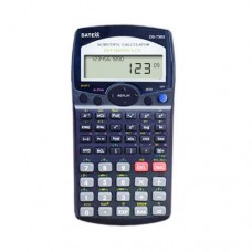 Datexx DS-736 283-Function 2-Line Scientific Calculator
