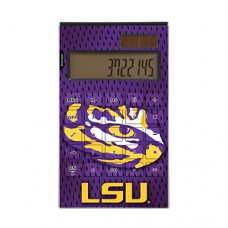 LSU Tigers Desktop Calculator NCAA