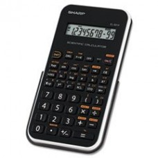- EL-501XBWH Scientific Calculator, 10-Digit LCD