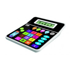 Kidz Delight Tech Too Bilingual Calculator, Black