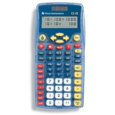 Texas Instruments TI-15 Explorer Elementary Calculator