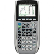Texas Instruments TI-84 Plus C Silver Edition Graphing Calculator - Grey
