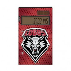 New Mexico Lobos Desktop Calculator NCAA