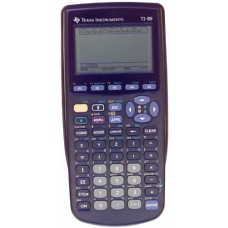 Texas Instruments TI-89 Advanced Graphing Calculator